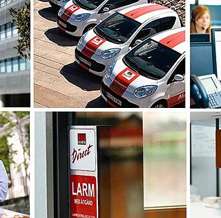 Personal comercial para trabajar en Securitas en Madrid