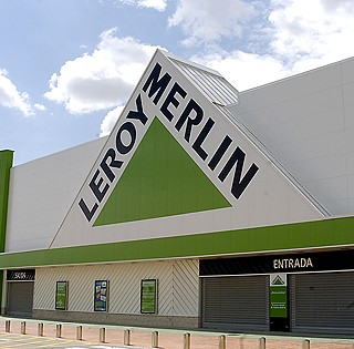 Vendedor para tienda Leroy Merlin en Vitoria